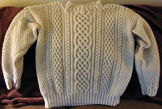 Fisherman's Sweater 1