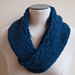 Cable Bias Cowl pattern
