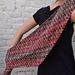 Welsh Blanket Boomerang pattern