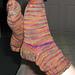 Nancy Drew's Socks pattern