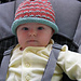Slip Stitch Baby Hat pattern