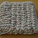 Ruggles Thick 'n Ribby Oversized Washcloth pattern