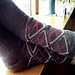 Argyle Socks pattern