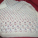 Frost Flowers Beaded Shawl pattern