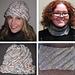 Spiral Hat and Neckwarmer pattern