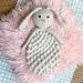 Snuggle Bunny Bobble Buddy pattern