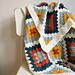 Four Corners Blanket pattern