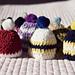 innocent Big Knit Crochet Hats pattern