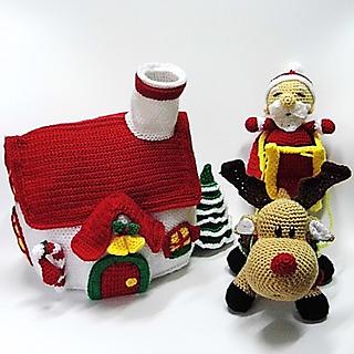РУКОДЕЛИЕ.ИГРУШКИ-2 | Crochet dolls, Crochet christmas ornaments ... | 320x320