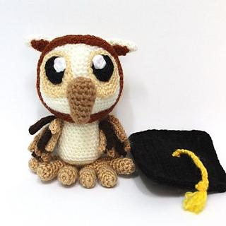 Free crochet owl amigurumi pattern - Amigurumi Today | 320x320