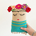 Frida Cushion pattern