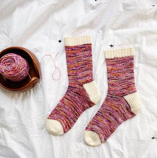 DL3 Simple Sock Gracie