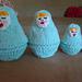 Matryoshka (Russian Nesting Dolls) pattern
