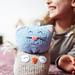 Owl & Kitten Toys pattern