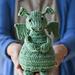 Little Dragon pattern