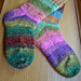 How I Make My Socks pattern