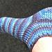 Quokka Socks pattern