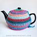 Simply Sweet Teapot Cozy pattern