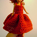Ball Gown for Stacie and Friends pattern