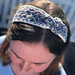 Knotted Mesh Headband pattern