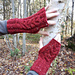 Red Goddess Gloves pattern