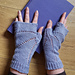 Bat Mitts pattern
