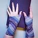 Triangulation Wrist Warmers pattern