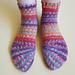 Tipsy Toe Socks pattern