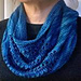 A Bit of Bling Beaded Cowl pattern