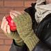 Fingerless Gloves of Ceylon pattern
