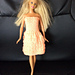 Barbie Simply Strapless Dress pattern