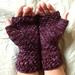 Casu mitts pattern