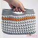Manchester Handbag pattern