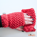 Madly In Love Mitts pattern