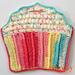 Cupcake Toddler Purse pattern