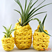 Lucky Pineapple Plant Hangers pattern