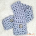 Cool Hand Pocket Scarf pattern