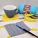 Learn to Crochet Mug Rug pattern