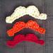 Miss Moustache pattern
