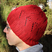 Candy Cane Hat pattern