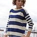 Seaboard Sweater pattern