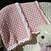 Hugs & Kisses Baby Blanket pattern