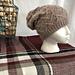 Wandering Trails Hat pattern