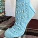Winter Storm Socks pattern