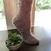 Switchback Socks pattern