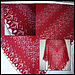 Tuch / shawl *Ambrosia* pattern