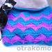 Bolso de verano. Summer's bag pattern