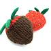 Supersize A Strawberry pattern
