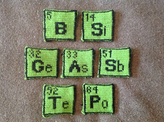 Picture 11:  The Semimetals/ Metalloids