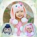 Sweet Bunny Hat pattern